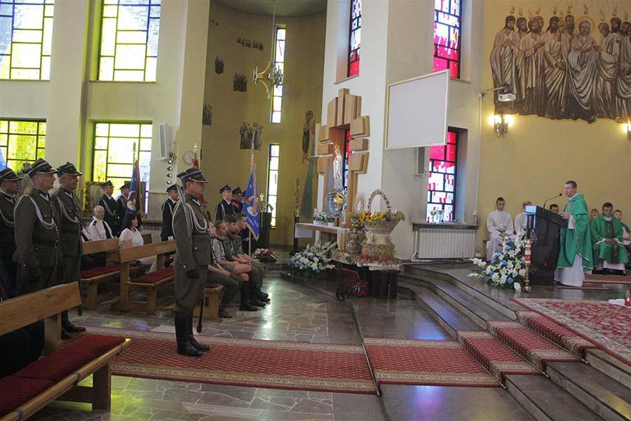 W 80 rocznicę wybuchu II wojny światowej msza św. i wspólna modlitwa o pokój.